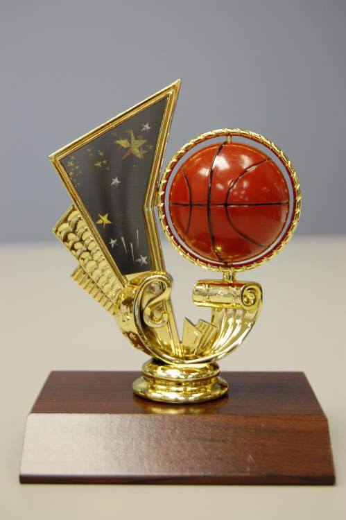 Basketball Trophies Boise | Western Trophy & Engraving of Idaho
